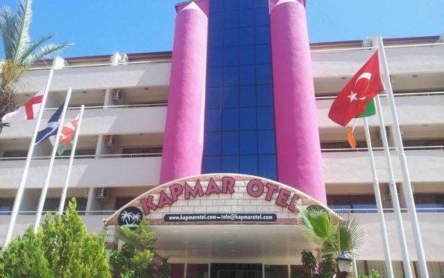 Kapmar Hotel вид на фасад