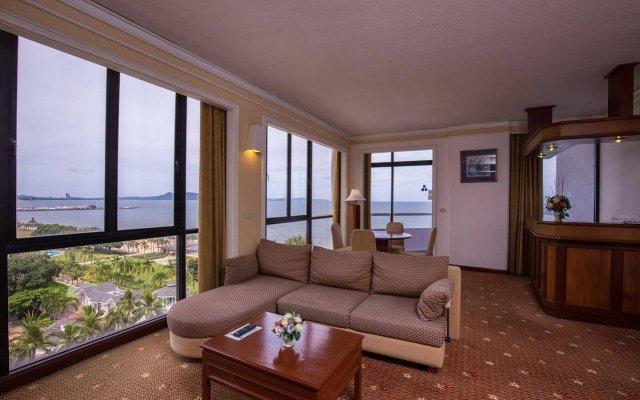 Отель Ambassador City Jomtien Pattaya - Ocean Wing Таиланд, На Чом Тхиан - отзывы, цены и фото номеров - забронировать отель Ambassador City Jomtien Pattaya - Ocean Wing онлайн комната для гостей