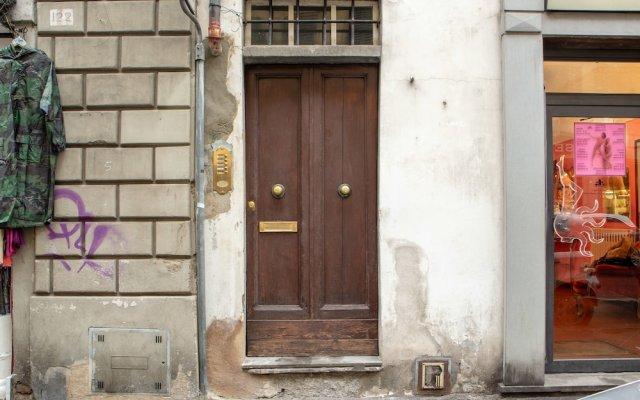 Отель Curtatone Apartment Италия, Флоренция - отзывы, цены и фото номеров - забронировать отель Curtatone Apartment онлайн вид на фасад