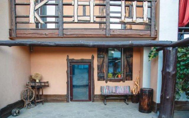 Гостиница Кодацкий Кош Украина, Писчанка - отзывы, цены и фото номеров - забронировать гостиницу Кодацкий Кош онлайн вид на фасад