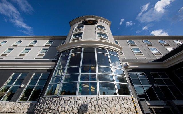 Prestige Treasure Cove Hotel & Casino вид на фасад