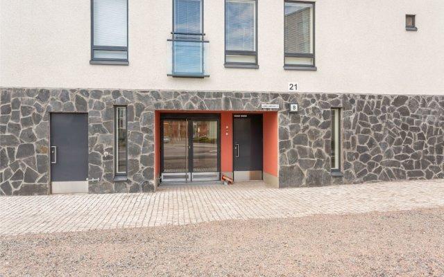 Отель WeHost Leinelänkaari 21 Финляндия, Вантаа - отзывы, цены и фото номеров - забронировать отель WeHost Leinelänkaari 21 онлайн вид на фасад