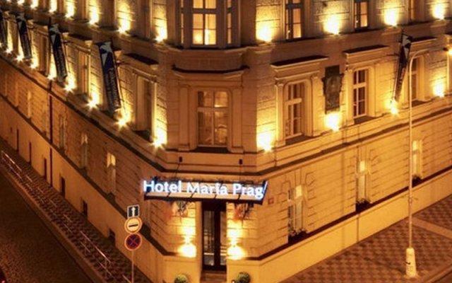 Falkensteiner Hotel Maria Prag вид на фасад
