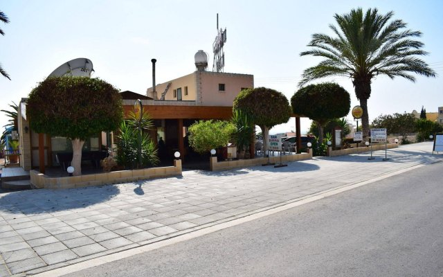Отель Dimma Seaside Houses вид на фасад