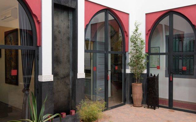 Отель Riad Alegria Марокко, Марракеш - отзывы, цены и фото номеров - забронировать отель Riad Alegria онлайн вид на фасад