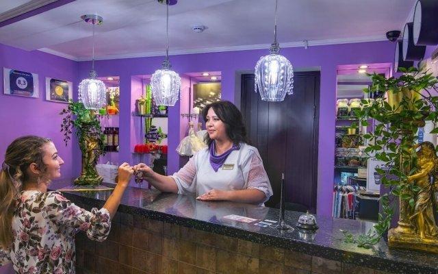 Гостиница Khostel in Marino в Москве отзывы, цены и фото номеров - забронировать гостиницу Khostel in Marino онлайн Москва интерьер отеля