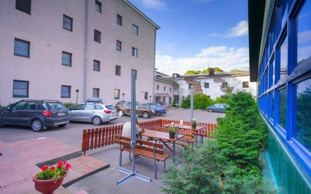 Гостиница Северная Корона в Выборге - забронировать гостиницу Северная Корона, цены и фото номеров Выборг вид на фасад