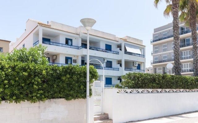 Отель EUFORIA Испания, Пляж Мирамар - отзывы, цены и фото номеров - забронировать отель EUFORIA онлайн вид на фасад