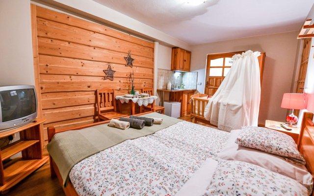 Отель RentPlanet - Willa Bachledówka Закопане комната для гостей