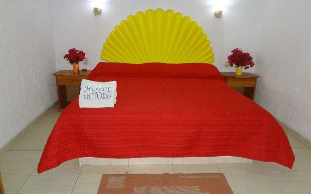 Hotel Victoria комната для гостей