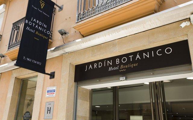 Отель Jardin Botanico Hotel Boutique Испания, Валенсия - отзывы, цены и фото номеров - забронировать отель Jardin Botanico Hotel Boutique онлайн вид на фасад
