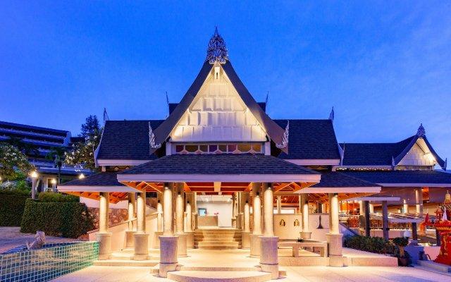 Отель Orchidacea Resort Пхукет вид на фасад