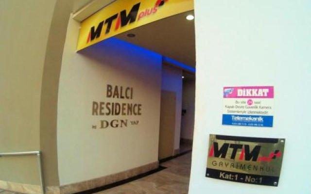 Отель MTM Plus Konaklama Мерсин вид на фасад