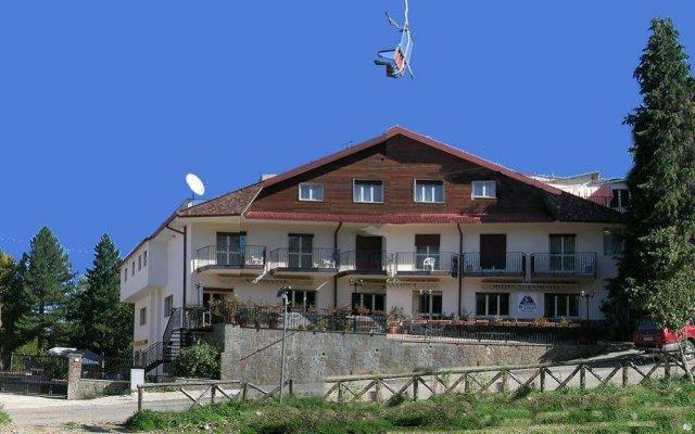 Hotel Miramonti Санто-Стефано-ин-Аспромонте вид на фасад