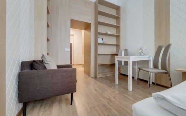 Апартаменты Bright Prague Castle Apartments Прага
