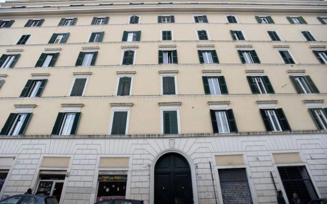 Отель Laterano White Home - Colosseo Рим вид на фасад