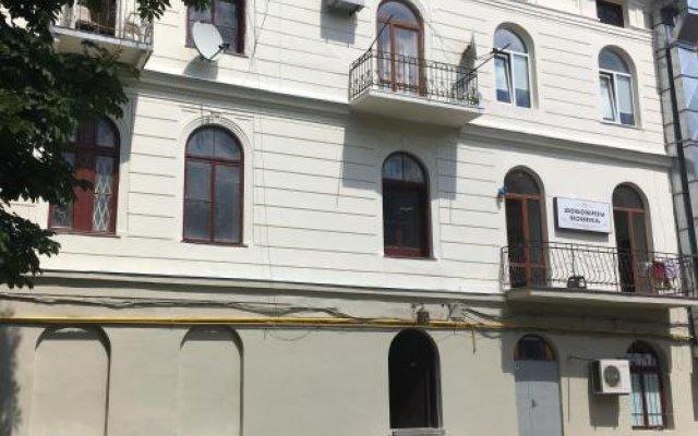 Soborniy Hostel Львов вид на фасад
