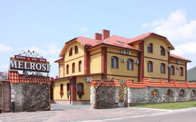 MelRose Hotel вид на фасад