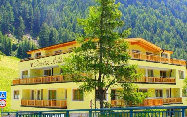 Отель A CASA Residenz Австрия, Хохгургль - отзывы, цены и фото номеров - забронировать отель A CASA Residenz онлайн вид на фасад