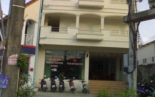 Отель Kamala Phuyai Resort вид на фасад