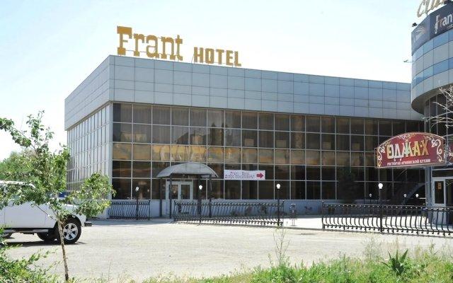 Гостиница Frantel Palace в Волгограде 2 отзыва об отеле, цены и фото номеров - забронировать гостиницу Frantel Palace онлайн Волгоград вид на фасад