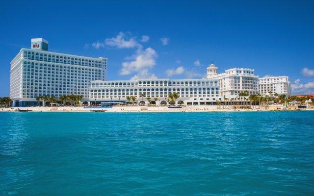 Отель Riu Cancun All Inclusive Мексика, Канкун - 1 отзыв об отеле, цены и фото номеров - забронировать отель Riu Cancun All Inclusive онлайн пляж
