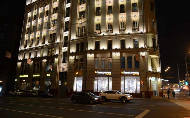 Гостиница Авита Красные Ворота вид на фасад