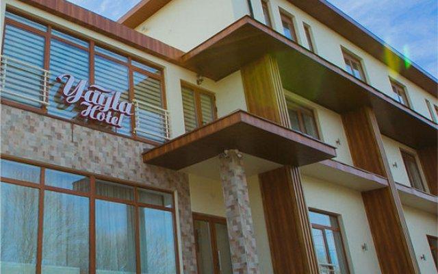 Отель Яйла