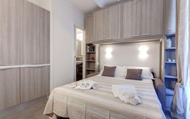 Отель Home Sharing - Santa Croce Флоренция комната для гостей