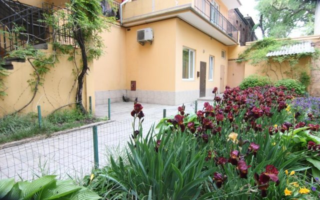 Апарт-отель на Преображенской 24 вид на фасад