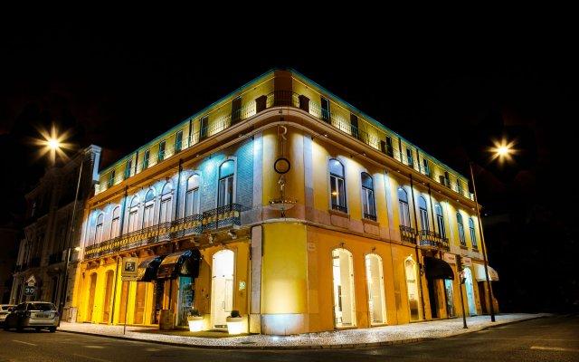 Rio Art Hotel вид на фасад