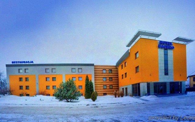 Отель Bacero Польша, Вроцлав - отзывы, цены и фото номеров - забронировать отель Bacero онлайн вид на фасад