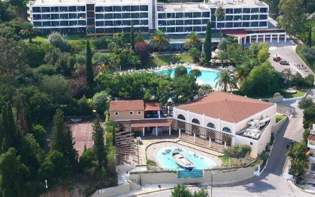 Отель Paradise Hotel Corfu Греция, Корфу - отзывы, цены и фото номеров - забронировать отель Paradise Hotel Corfu онлайн вид на фасад