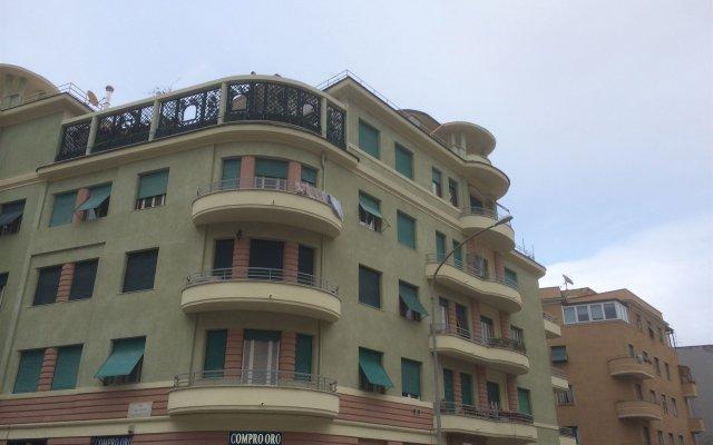 Отель Residenza Il Magnifico Рим вид на фасад