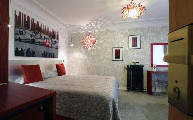 Hotel Du Levant Париж комната для гостей