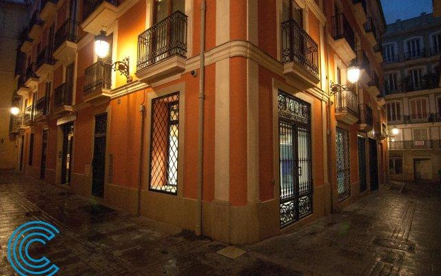 Отель Apartamentos CITIZENTRAL Juristas вид на фасад