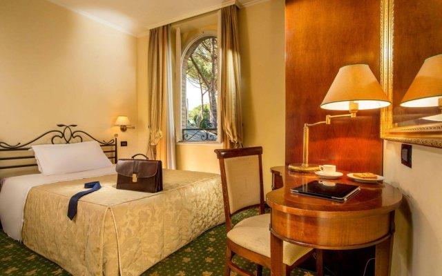 Отель Verdeborgo Италия, Гроттаферрата - отзывы, цены и фото номеров - забронировать отель Verdeborgo онлайн комната для гостей