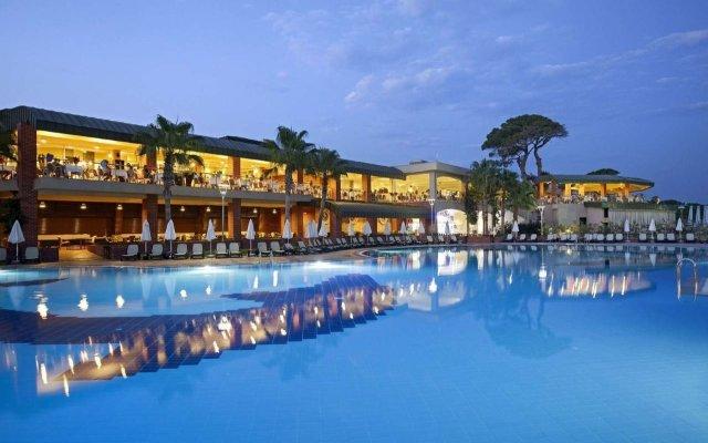 Maritim Pine Beach Resort Турция, Белек - отзывы, цены и фото номеров - забронировать отель Maritim Pine Beach Resort онлайн вид на фасад