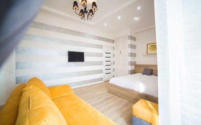 Апартаменты Apartment Mitskevicha 5b комната для гостей