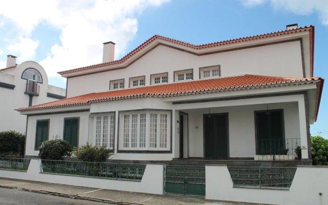 Отель Casa Barão das Laranjeiras Португалия, Понта-Делгада - отзывы, цены и фото номеров - забронировать отель Casa Barão das Laranjeiras онлайн вид на фасад