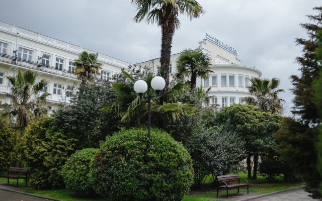 Primorskaya Hotel вид на фасад