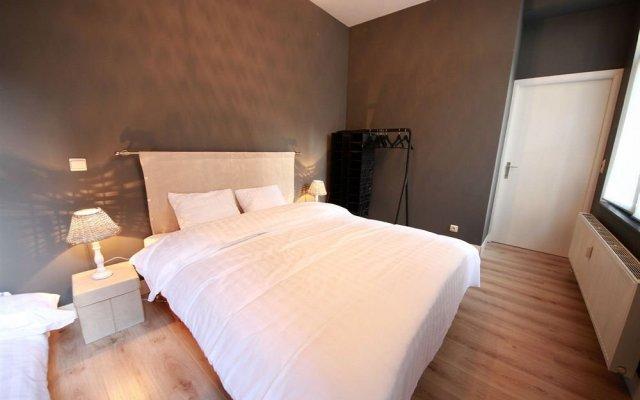 Отель Smartflats Boverie Gate Flats Бельгия, Льеж - отзывы, цены и фото номеров - забронировать отель Smartflats Boverie Gate Flats онлайн комната для гостей