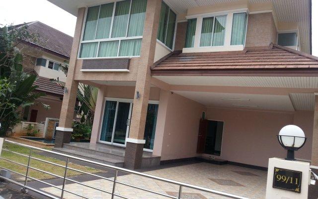 Отель Baan Pak Rorn вид на фасад