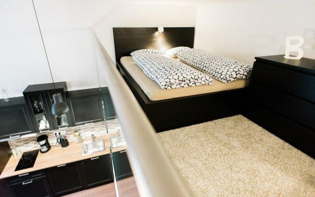 Апартаменты Dfive Apartments - Sziv Будапешт в номере