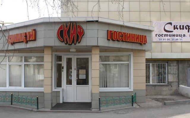Гостиница Скиф Отель Казахстан, Нур-Султан - 1 отзыв об отеле, цены и фото номеров - забронировать гостиницу Скиф Отель онлайн вид на фасад