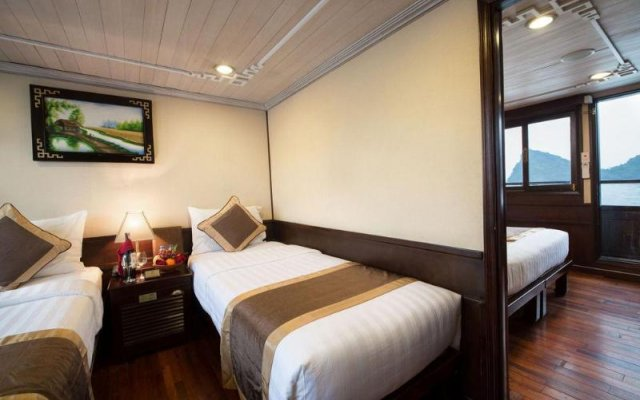 Отель Image Halong Cruise комната для гостей