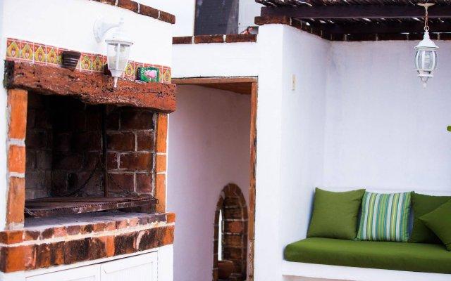Отель La Armonia by Bunik Мексика, Плая-дель-Кармен - отзывы, цены и фото номеров - забронировать отель La Armonia by Bunik онлайн вид на фасад