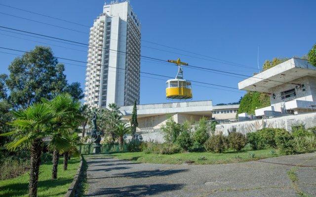 Гостиница Пансионат Нева Интернейшенел вид на фасад