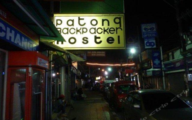 Отель Patong Backpacker Hostel Таиланд, Карон-Бич - отзывы, цены и фото номеров - забронировать отель Patong Backpacker Hostel онлайн вид на фасад