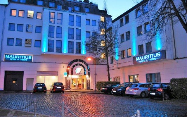 Отель Mauritius Hotel & Therme Германия, Кёльн - отзывы, цены и фото номеров - забронировать отель Mauritius Hotel & Therme онлайн вид на фасад
